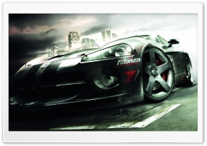 Grid Car HD Wide Wallpaper for Widescreen