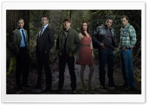 Grimm TV Show Cast HD Wide Wallpaper for Widescreen