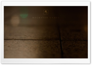 Ground Level Rockstar Games Ultra HD Wallpaper for 4K UHD Widescreen desktop, tablet & smartphone