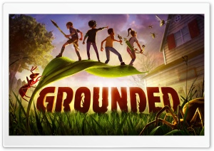 Grounded Official game Ultra HD Wallpaper for 4K UHD Widescreen desktop, tablet & smartphone