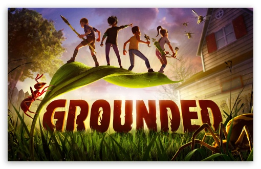 Grounded Official game UltraHD Wallpaper for Wide 16:10 5:3 Widescreen WHXGA WQXGA WUXGA WXGA WGA ; 8K UHD TV 16:9 Ultra High Definition 2160p 1440p 1080p 900p 720p ; Standard 3:2 Fullscreen DVGA HVGA HQVGA ( Apple PowerBook G4 iPhone 4 3G 3GS iPod Touch ) ; Mobile 5:3 3:2 16:9 - WGA DVGA HVGA HQVGA ( Apple PowerBook G4 iPhone 4 3G 3GS iPod Touch ) 2160p 1440p 1080p 900p 720p ;