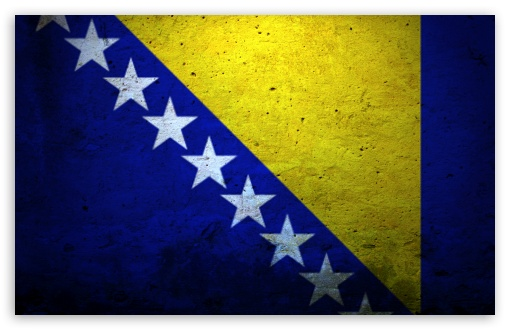 Grunge Flag Of Bosnia And Herzegovina HD wallpaper for Standard 4:3 Fullscreen UXGA XGA SVGA ; Wide 16:10 5:3 Widescreen WHXGA WQXGA WUXGA WXGA WGA ; Other 3:2 DVGA HVGA HQVGA devices ( Apple PowerBook G4 iPhone 4 3G 3GS iPod Touch ) ; Mobile VGA WVGA iPhone iPad - VGA QVGA Smartphone ( PocketPC GPS iPod Zune BlackBerry HTC Samsung LG Nokia Eten Asus ) WVGA WQVGA Smartphone ( HTC Samsung Sony Ericsson LG Vertu MIO ) HVGA Smartphone ( Apple iPhone iPod BlackBerry HTC Samsung Nokia ) ;