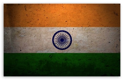 Indian Flag Images Hd720p: Grunge Flag Of India 4K HD Desktop Wallpaper For 4K Ultra