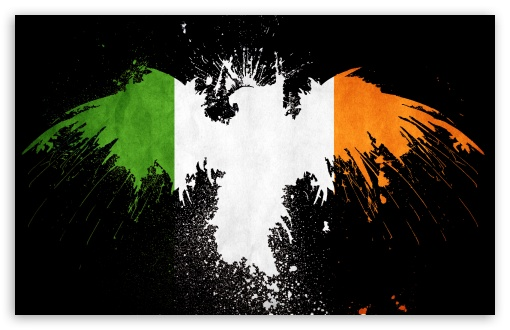 Grunge Flag Of Ireland HD wallpaper for Wide 16:10 5:3 Widescreen WHXGA WQXGA WUXGA WXGA WGA ; HD 16:9 High Definition WQHD QWXGA 1080p 900p 720p QHD nHD ; Standard 3:2 Fullscreen DVGA HVGA HQVGA devices ( Apple PowerBook G4 iPhone 4 3G 3GS iPod Touch ) ; Mobile 5:3 3:2 16:9 - WGA DVGA HVGA HQVGA devices ( Apple PowerBook G4 iPhone 4 3G 3GS iPod Touch ) WQHD QWXGA 1080p 900p 720p QHD nHD ;