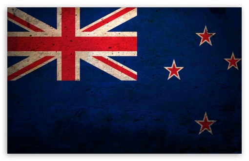 Grunge Flag Of New Zealand HD wallpaper for Wide 16:10 5:3 Widescreen WHXGA WQXGA WUXGA WXGA WGA ; HD 16:9 High Definition WQHD QWXGA 1080p 900p 720p QHD nHD ; Mobile WVGA PSP - WVGA WQVGA Smartphone ( HTC Samsung Sony Ericsson LG Vertu MIO ) Sony PSP Zune HD Zen ;