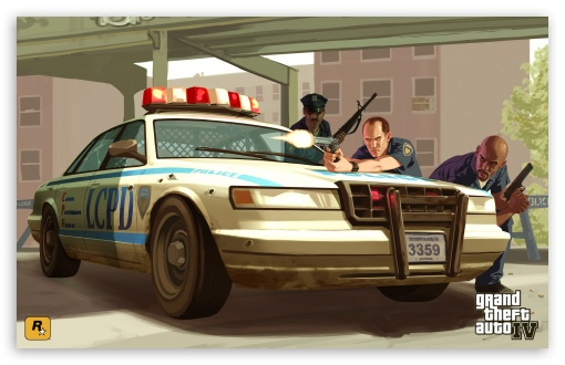 GTA 4 Cops ❤ 4K UHD Wallpaper for Wide 16:10 5:3 Widescreen WHXGA WQXGA WUXGA WXGA WGA ; 4K UHD 16:9 Ultra High Definition 2160p 1440p 1080p 900p 720p ; Mobile 5:3 16:9 - WGA 2160p 1440p 1080p 900p 720p ;