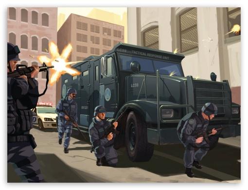 Download GTA IV NOOSE HD Wallpaper
