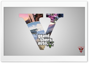 GTA V HD Wide Wallpaper for Widescreen