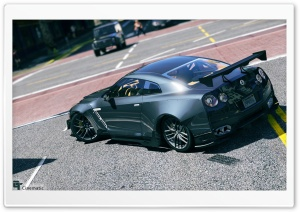 gtR HD Wide Wallpaper for Widescreen