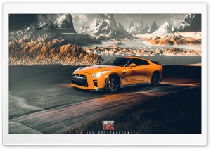 GTR Ultra HD Wallpaper for 4K UHD Widescreen desktop, tablet & smartphone