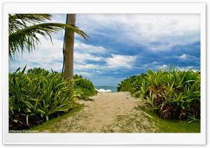 Guaecá Beach Ultra HD Wallpaper for 4K UHD Widescreen desktop, tablet & smartphone