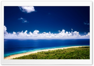 Guam Beaches HD Wide Wallpaper for Widescreen