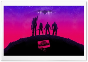 Guardians of the Galaxy HD Wide Wallpaper for Widescreen