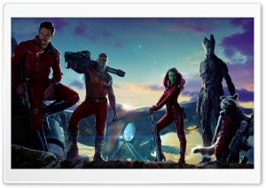 Guardians of the Galaxy 2014 HD Wide Wallpaper for Widescreen