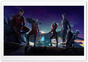 GUARDIANS OF THE GALAXY Film HD Wide Wallpaper for 4K UHD Widescreen desktop & smartphone