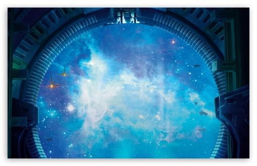 Guardians Of The Galaxy Space 4K HD Desktop Wallpaper for ...