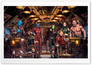 Guardians Of The Galaxy Vol. 2 HD Wide Wallpaper for Widescreen