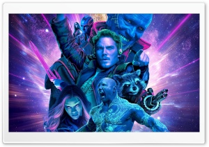 Guardians of the Galaxy Vol. 2 IMAX HD Wide Wallpaper for 4K UHD Widescreen desktop & smartphone