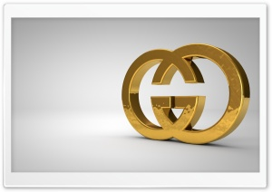 Gucci Logo Studio HD Wide Wallpaper for Widescreen