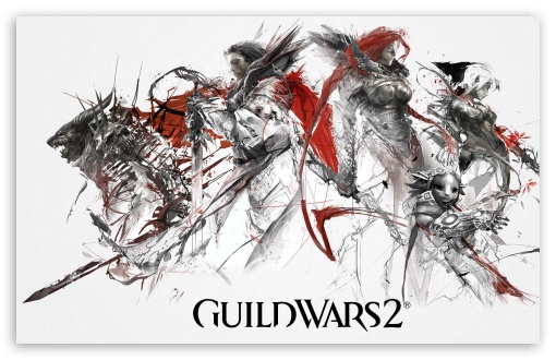 Guild Wars 2 HD wallpaper for Wide 16:10 5:3 Widescreen WHXGA WQXGA WUXGA WXGA WGA ; HD 16:9 High Definition WQHD QWXGA 1080p 900p 720p QHD nHD ; Mobile 5:3 16:9 - WGA WQHD QWXGA 1080p 900p 720p QHD nHD ;