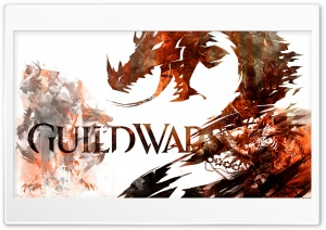 Guild Wars 2 - Rusty HD Wide Wallpaper for Widescreen