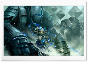 Guild Wars 2 Concept Art Ultra HD Wallpaper for 4K UHD Widescreen desktop, tablet & smartphone