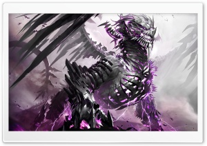 Guild Wars 2 Dragon HD Wide Wallpaper for 4K UHD Widescreen desktop & smartphone