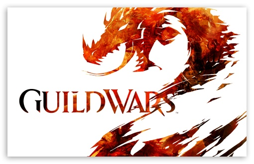 Guild Wars 2 Logo HD wallpaper for Wide 16:10 5:3 Widescreen WHXGA WQXGA WUXGA WXGA WGA ; HD 16:9 High Definition WQHD QWXGA 1080p 900p 720p QHD nHD ; Standard 4:3 5:4 3:2 Fullscreen UXGA XGA SVGA QSXGA SXGA DVGA HVGA HQVGA devices ( Apple PowerBook G4 iPhone 4 3G 3GS iPod Touch ) ; iPad 1/2/Mini ; Mobile 4:3 5:3 3:2 16:9 5:4 - UXGA XGA SVGA WGA DVGA HVGA HQVGA devices ( Apple PowerBook G4 iPhone 4 3G 3GS iPod Touch ) WQHD QWXGA 1080p 900p 720p QHD nHD QSXGA SXGA ;