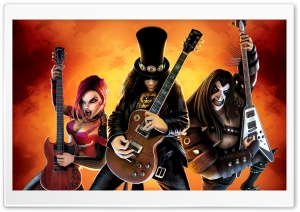 Guitar Hero III The Legends of Rock HD Wide Wallpaper for Widescreen