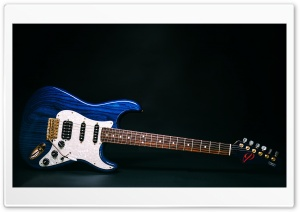Guitar Stratocaster HD Wide Wallpaper for Widescreen