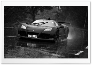 Gumpert Apollo S HD Wide Wallpaper for Widescreen