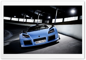 Gumpert Apollo Sport Car HD Wide Wallpaper for Widescreen