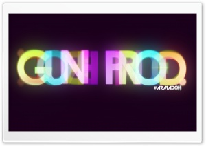 Gun HD Wide Wallpaper for Widescreen