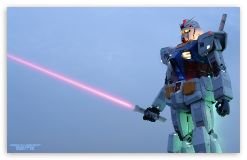 Gundam 30th Anniversary HD wallpaper for Wide 16:10 5:3 Widescreen WHXGA WQXGA WUXGA WXGA WGA ; Mobile 5:3 - WGA ;
