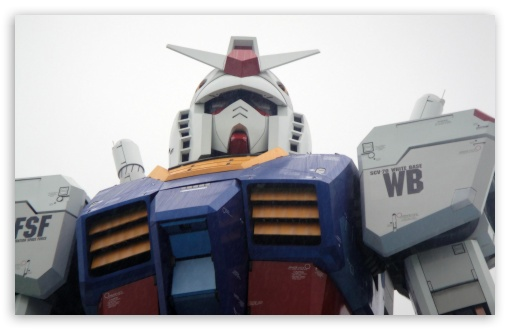 Gundam Odaiba, Tokyo, Japan ❤ 4K UHD Wallpaper for Wide 16:10 5:3 Widescreen WHXGA WQXGA WUXGA WXGA WGA ; 4K UHD 16:9 Ultra High Definition 2160p 1440p 1080p 900p 720p ; Mobile 5:3 16:9 - WGA 2160p 1440p 1080p 900p 720p ;