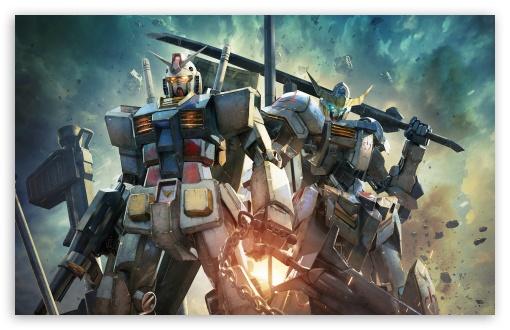 Gundam Versus Video Game Ultra Hd Desktop Background Wallpaper For 4k Uhd Tv Widescreen Ultrawide Desktop Laptop Multi Display Dual Monitor Tablet Smartphone