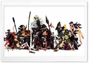 Gurren Lagann Anime HD Wide Wallpaper for Widescreen