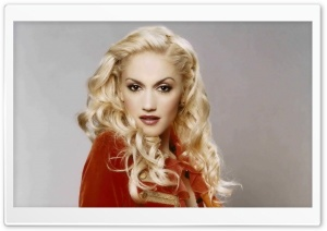 Gwen Stefani 2 HD Wide Wallpaper for Widescreen