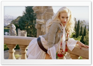 Gwen Stefani 3 HD Wide Wallpaper for Widescreen
