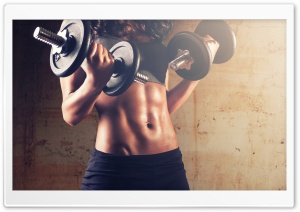 GYM HD Wide Wallpaper for Widescreen