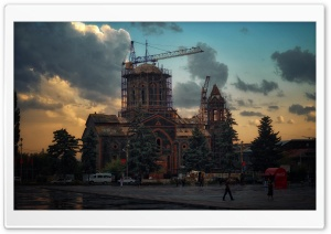 Gyumri HD Wide Wallpaper for 4K UHD Widescreen desktop & smartphone