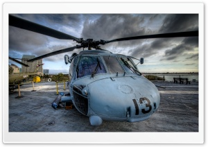 H-60 Seahawk Ultra HD Wallpaper for 4K UHD Widescreen desktop, tablet & smartphone