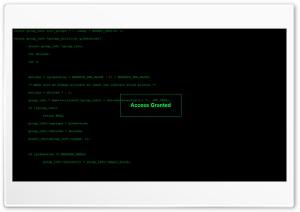 Hacking Screen 4K Ultra HD Wallpaper for 4K UHD Widescreen desktop, tablet & smartphone