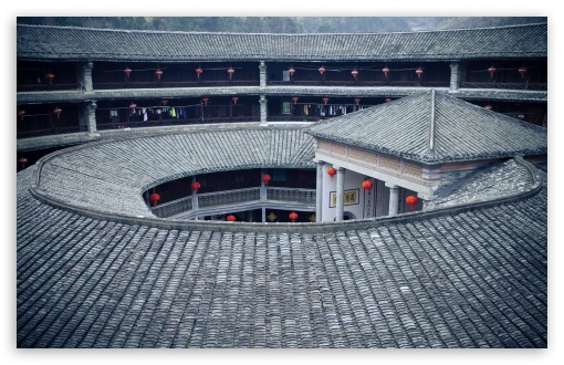 Hakka Earth Building, Yongding, Fujian, China ❤ 4K UHD Wallpaper for Wide 16:10 5:3 Widescreen WHXGA WQXGA WUXGA WXGA WGA ; 4K UHD 16:9 Ultra High Definition 2160p 1440p 1080p 900p 720p ; UHD 16:9 2160p 1440p 1080p 900p 720p ; Standard 4:3 3:2 Fullscreen UXGA XGA SVGA DVGA HVGA HQVGA ( Apple PowerBook G4 iPhone 4 3G 3GS iPod Touch ) ; iPad 1/2/Mini ; Mobile 4:3 5:3 3:2 16:9 - UXGA XGA SVGA WGA DVGA HVGA HQVGA ( Apple PowerBook G4 iPhone 4 3G 3GS iPod Touch ) 2160p 1440p 1080p 900p 720p ;