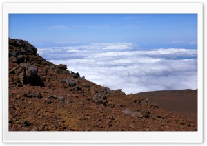 Haleakala National Park, Maui, Hawaii HD Wide Wallpaper for 4K UHD Widescreen desktop & smartphone