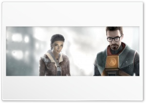 Half Life 2 HD Wide Wallpaper for Widescreen