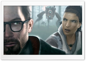 Half-Life 2 - 2 HD Wide Wallpaper for Widescreen