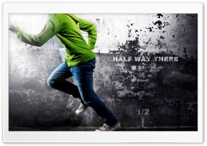 Halfway There HD Wide Wallpaper for Widescreen