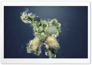 Halk Black Ultra HD Wallpaper for 4K UHD Widescreen desktop, tablet & smartphone