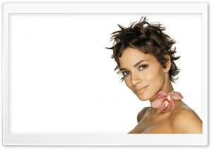 Halle Berry 3 HD Wide Wallpaper for Widescreen